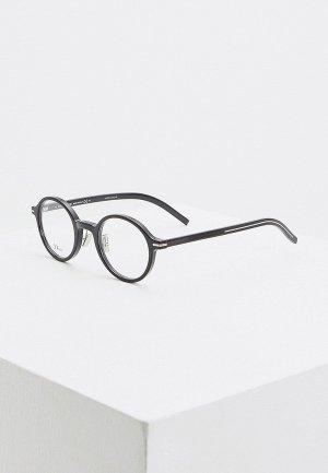 Оправа Christian Dior Homme BLACKTIE264F 807. Цвет: черный