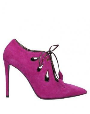 Туфли MAGLI by BRUNO. Цвет: розовато-лиловый