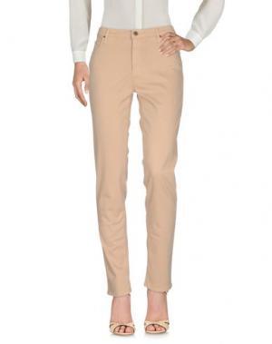 Повседневные брюки AG JEANS. Цвет: верблюжий