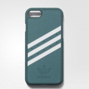 Moulded Case iPhone 7 Suede Originals adidas. Цвет: белый