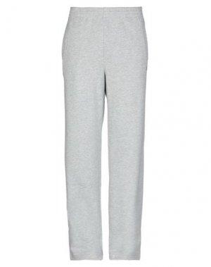 Повседневные брюки ADIDAS. Цвет: светло-серый