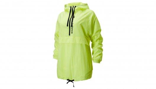 Куртки SPORT STYLE OPTIKS WINDBREAKER New Balance. Цвет: желтый