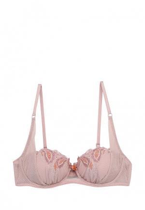 Бюстгальтер Marc&Andre. Цвет: розовый