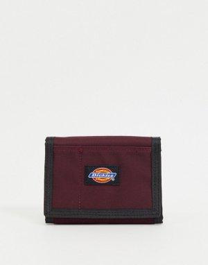 Бумажник -Красный Dickies