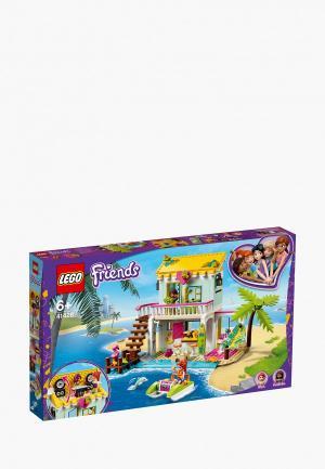 Конструктор LEGO Beach House. Цвет: разноцветный