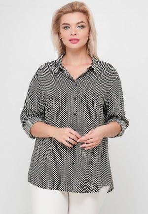 Рубашка Limonti. Цвет: черный