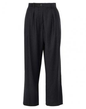 Повседневные брюки CHALAYAN. Цвет: черный