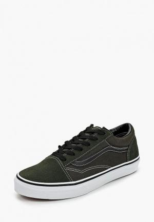 Кеды Vans UY OLD SKOOL. Цвет: хаки