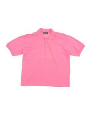Поло BRUMS. Цвет: розовый
