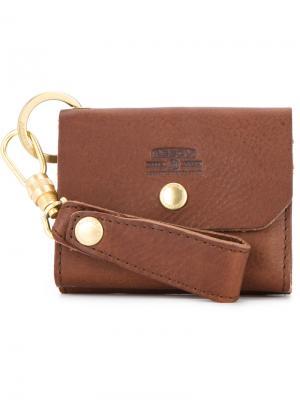 Маленький кошелек As2ov. Цвет: коричневый