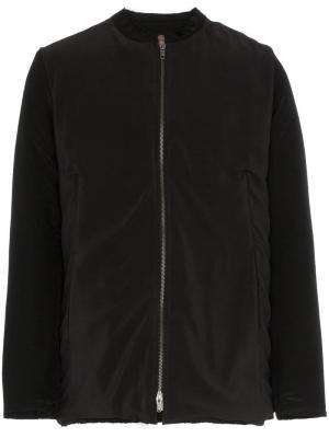 Жаккардовая куртка с цветочным узором By Walid. Цвет: черный