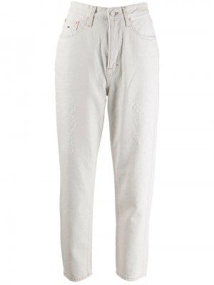 Зауженные джинсы с завышенной талией Tommy Jeans
