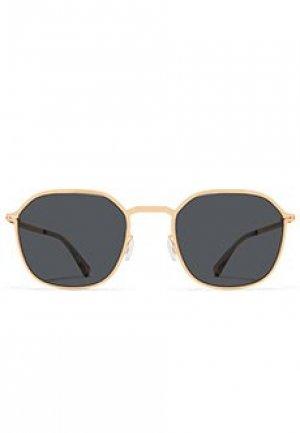 Солнцезащитные очки MYKITA. Цвет: серый