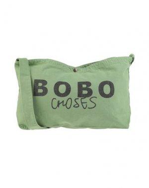 Сумка через плечо BOBO CHOSES. Цвет: зеленый