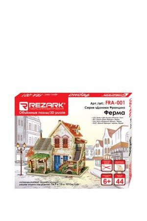 Сборная модель Ферма REZARK. Цвет: мультиколор