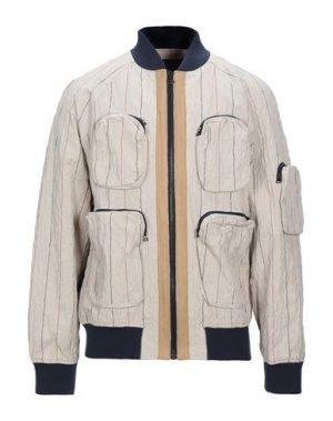 Куртка BAND OF OUTSIDERS. Цвет: бежевый