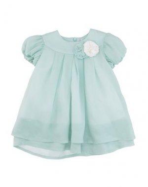 Платье I GIANBURRASCA. Цвет: светло-зеленый