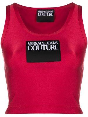 VERSACE JEANS COUTURE D3HVA66304745537 537 Natural (Vegetable)->Cotton. Цвет: красный