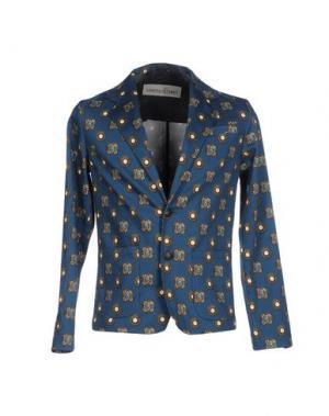 Пиджак MAISON LVCHINO. Цвет: пастельно-синий