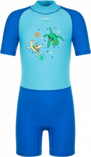 Плавательный костюм для мальчиков , размер 116 Joss. Цвет: синий