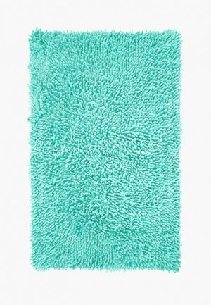 Коврик для ванной DeNastia. Цвет: бирюзовый
