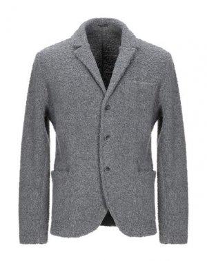 Пиджак BELLWOOD. Цвет: серый