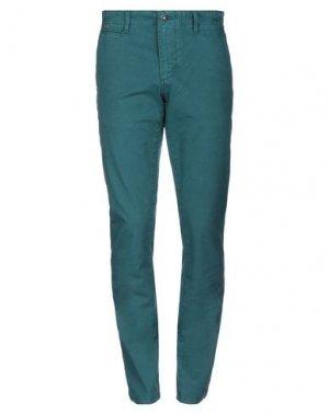 Повседневные брюки NAPAPIJRI. Цвет: цвет морской волны