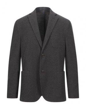 Пиджак MONTEDORO. Цвет: коричневый