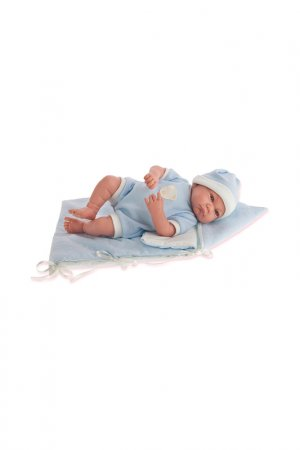 Кукла Ферран ANTONIO JUAN. Цвет: голубой