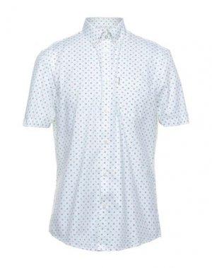 Pубашка BEN SHERMAN. Цвет: белый