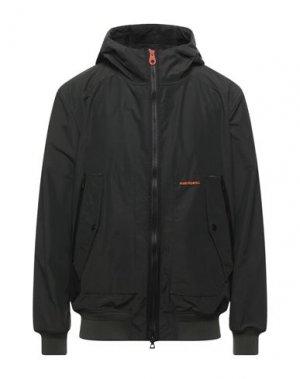 Куртка HISTORIC. Цвет: темно-зеленый