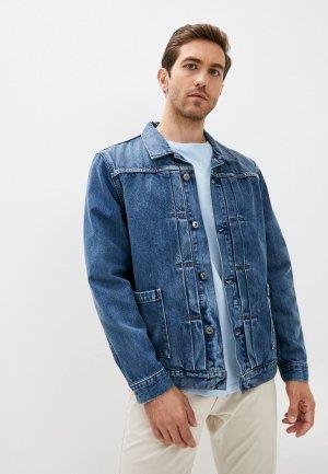 Куртка джинсовая Levis® Made & Crafted™ Levi's®. Цвет: синий