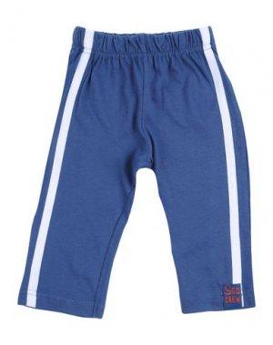 Повседневные брюки DIRKJE. Цвет: синий