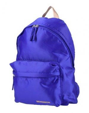 Рюкзаки и сумки на пояс BENSIMON. Цвет: ярко-синий
