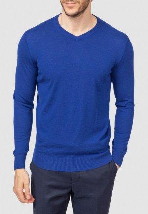 Пуловер Kanzler. Цвет: синий