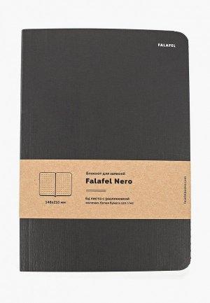 Блокнот Falafel 64 листа. Цвет: черный