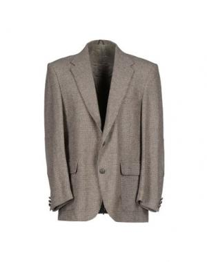 Пиджак FARAH. Цвет: серый