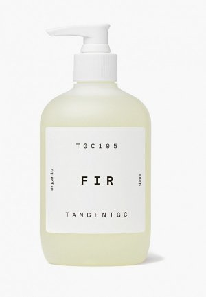 Жидкое мыло Tangent GC FIR, 350 мл. Цвет: белый