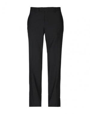 Повседневные брюки JULIAN KEEN. Цвет: черный