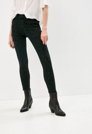 Джинсы DKNY. Цвет: черный