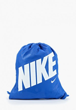Мешок Nike Kids Gym Sack. Цвет: синий