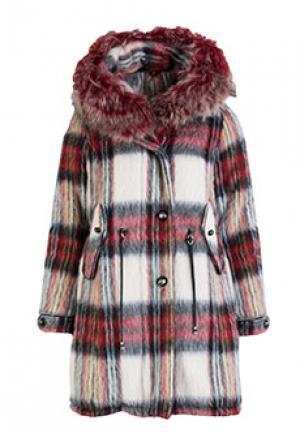 Пальто J.N.C.. Цвет: красный