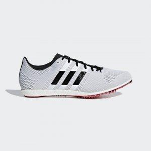 Шиповки для легкой атлетики adizero avanti Performance adidas. Цвет: красный
