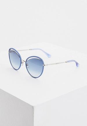 Очки солнцезащитные Jimmy Choo MALYA/S JOJ. Цвет: синий