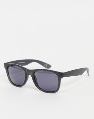 Черные солнцезащитные очки Spicoli 4-Прозрачный Vans