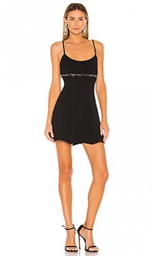Платье timo NBD. Цвет: черный