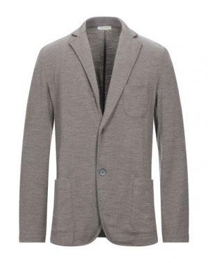 Пиджак GRAN SASSO. Цвет: светло-коричневый