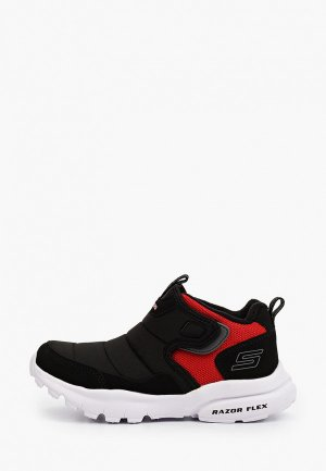 Кроссовки Skechers RAZOR FLEX. Цвет: черный