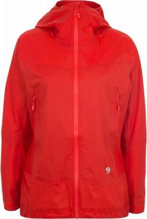 Ветровка женская Quasar, размер 44 Mountain Hardwear. Цвет: красный