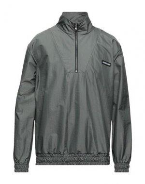 Легкое пальто CATERPILLAR. Цвет: темно-зеленый